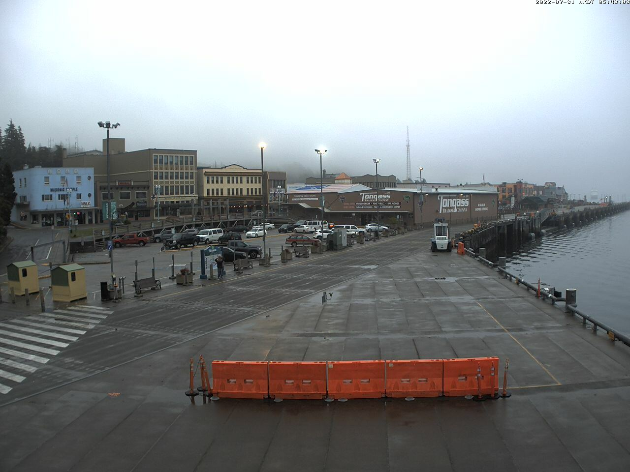 Current Ketchikan Mega-View Image