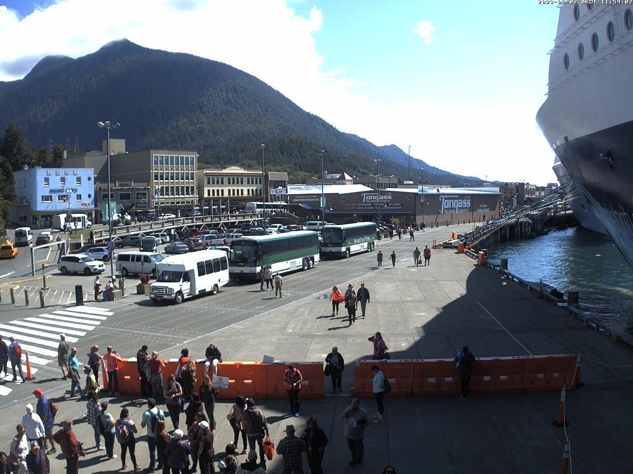Current Ketchikan Mega-View Image