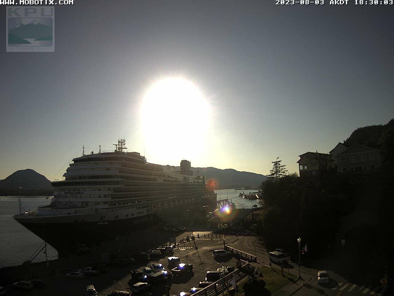 Current Ketchikan Webcam #2 Alaska-sized Image