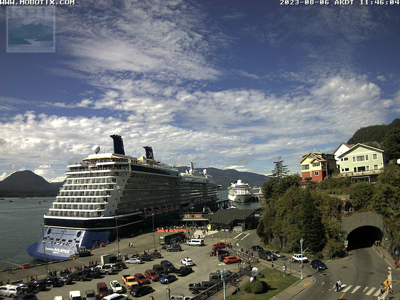 Current Ketchikan Webcam #2 Mega-View Image