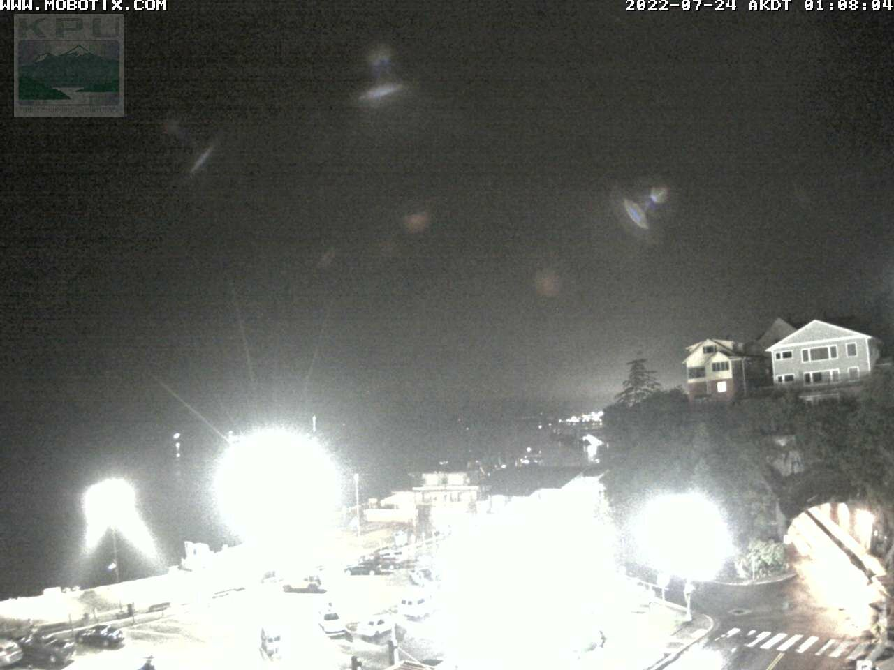 Current Ketchikan Webcam #2 Mega-View Image