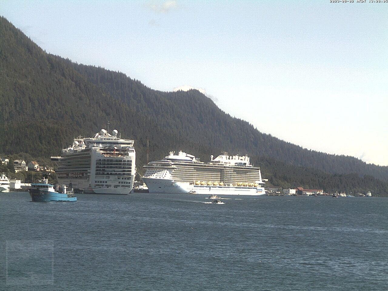 Current Ketchikan Webcam #3 Alaska-sized Image