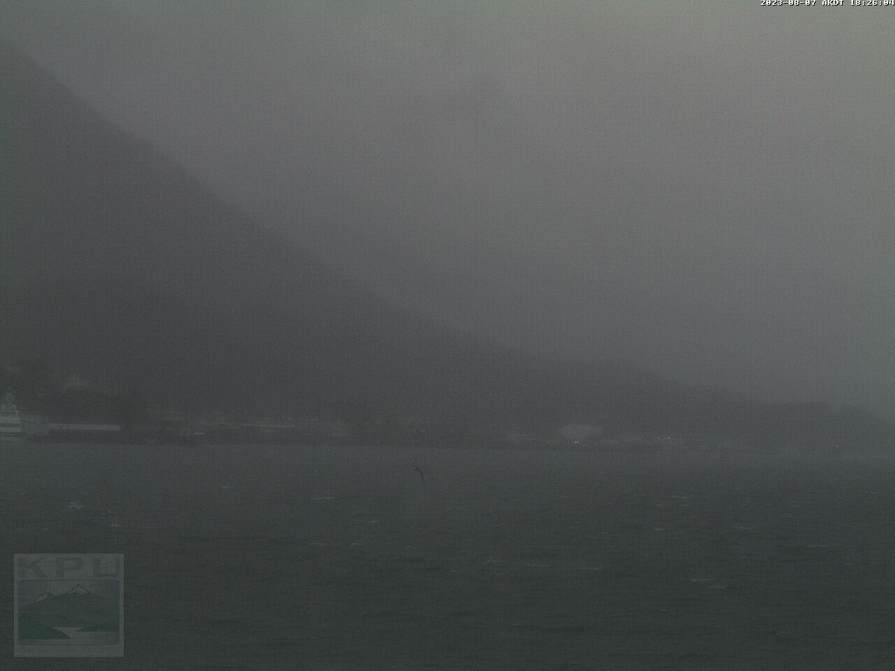 Current Ketchikan Webcam #3 Mega-View Image