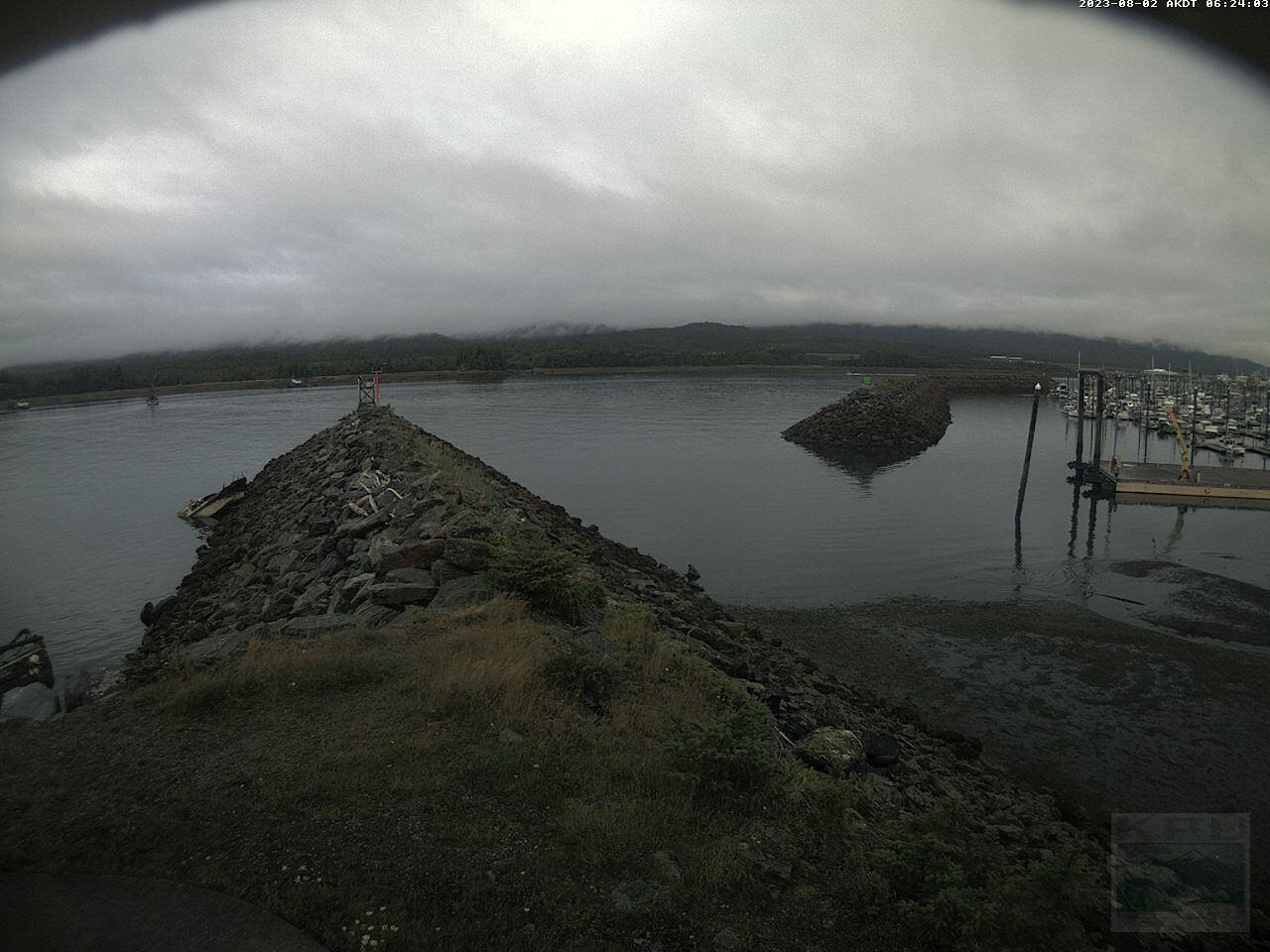 Current Ketchikan Webcam #4 Mega-View Image