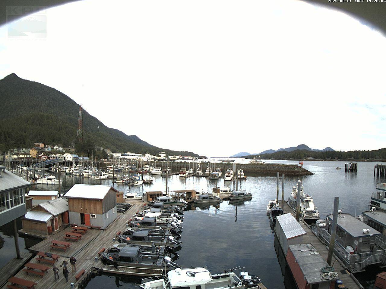Current Ketchikan Webcam #6 Mega-View Image