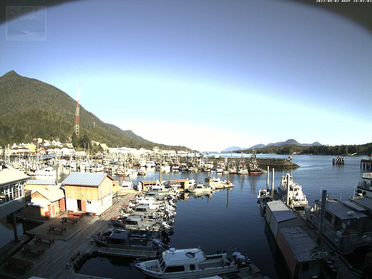 Current Ketchikan Webcam #6 Alaska-sized Image