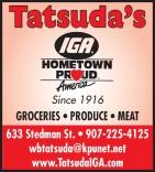 Tatsuda's IGA