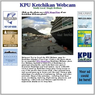 webcamketchikan.com screenshot